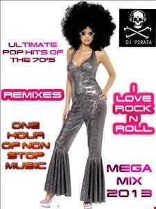 DJ PIRATA POP HITS I LOVE ROCK N ROLL 2013