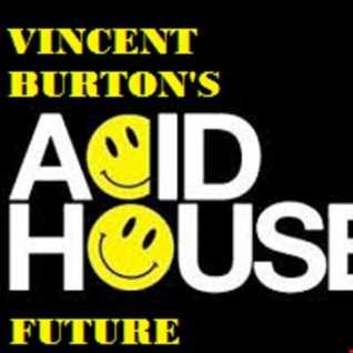 VINCENT BURTON  LIVE ON  SOUNDWAVERADIO.NET/TECHNO 11 JUNE  2016