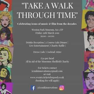 Take A Walk Through Time 29 March 2019