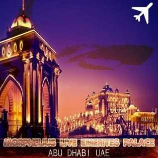 MORPHELIUS LIVE @ EMIRATES PALACE ABU DHABI UAE