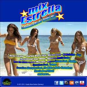 MIX ESTRELLA   2013 (version radio)