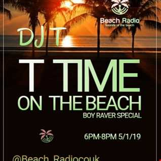DJT   T Time On The Beach (Boy Raver Special)