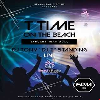 DJT   T Time On The Beach 19 Jan 2019
