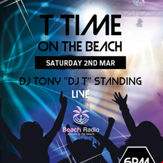 DJT   T Time on The Beach 2 March 2019