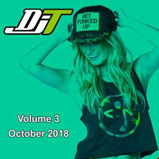 DJT   Get Funked Up Vol 3 Oct 2018