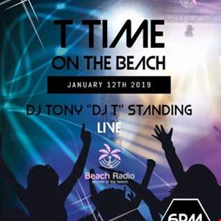 DJT   T Time On The Beach Jan 12 2019