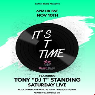 DJT   Saturday T Time on Beach Radio 10 Nov 2018