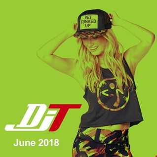 DJT   Get Funked Up June 2018