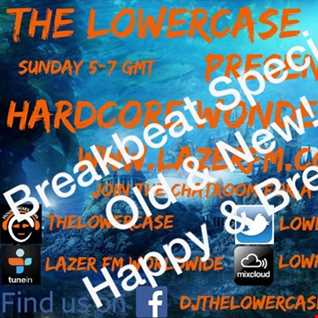 The Lowercase Breakbeat Special on Lazer Fm 18-09-16