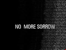 leave your sorrow behind 2015
