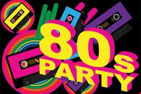 80s feelgood party time  2014