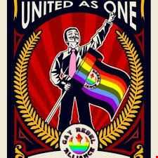 FOR LGBTQ here they come the beautiful ones we love u 2020