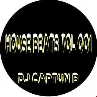 HOUSE BEATS 001     DJ CAPTUN B  2019