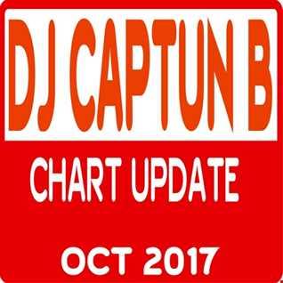 OCTOBER CHART UPDATE 2017   DJ CAPTUN B 2017