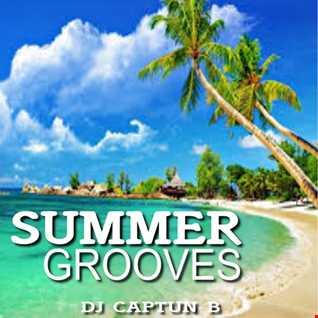 SUMMER GROOVES 2   DJ CAPTUN B