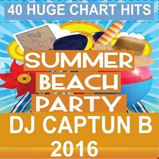 CHART MIX SUMMER 2016   DJ CAPTUN B