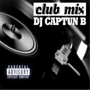 CLUBMIX APRIL   DJ CAPTUN B