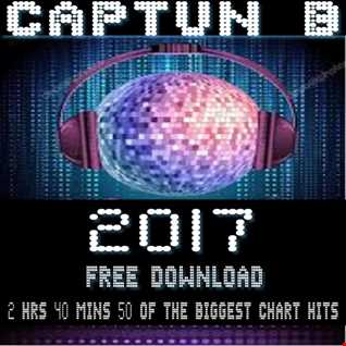 CHART MIX DECEMBER 2017   DJ CAPTUN B
