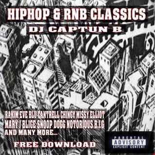 HIPHOP RNB CLASSICS   DJ CAPTUN B