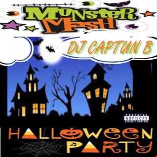 HALLOWEEN MONSTER MASH   DJ CAPTUN B 2017