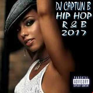 RNB HIPHOP 2017   DJ CAPTUN B