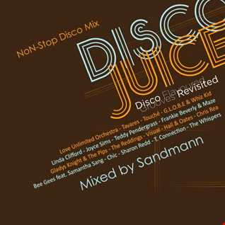Disco Juice   Mixed by Sandmann