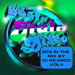 80' In The Mix By Ricardo Dj Vol.4