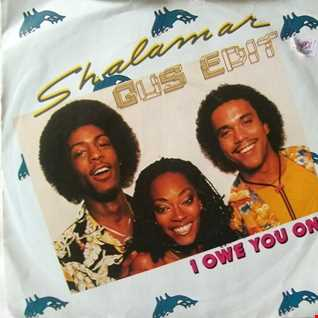 Shalamar - I Owe You One (6u5 Edit) 320kbs