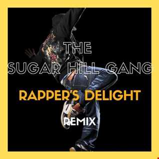dj mckenzie presents,the sugar hill gang, rappers delight remix.