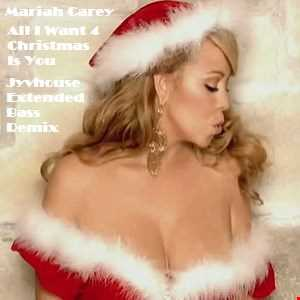 Mariah Carey   All I Want For Christmas (Jyvhouse Extended Bass Remix)