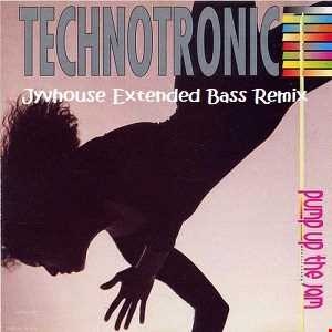Technotronic   Pump Up The Jam (Jyvhouse Extended Bass Remix)