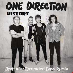 One Direction   History (Jyvhouse Extended Bass Remix)