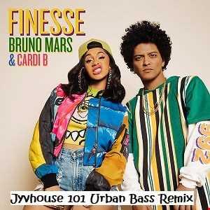 Bruno Mars ft Cardi B   Finesse (Jyvhouse 101 Urban Bass Remix)