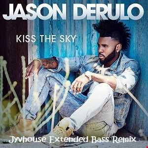 Jason Derulo   Kiss The Sky (Jyvhouse Extended Bass Remix)