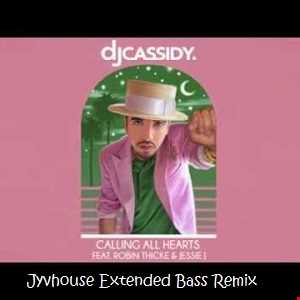 DJ Cassidy ft Robin Thicke and Jessie   Calling All Hearts (Jyvhouse Extended Bass Remix)