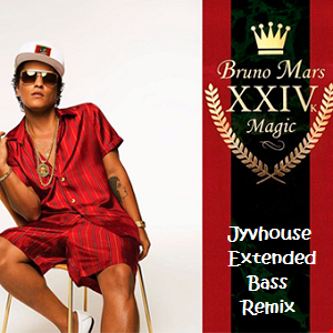 Bruno Mars   24K Magic (Jyvhouse Extended Bass Remix)