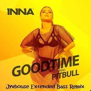 Inna ft Pitbull   Good time (Jyvhouse Extended Bass Remix)