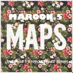Maroon 5   Maps (Jyvhouse Extended Bass Remix)
