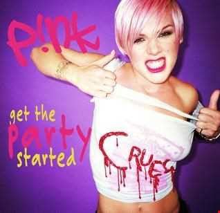 Pink   Get The Party Started (Jyvhouse Extended Bass Remix)