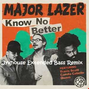 Major Lazer   Know No Better (Jyvhouse Extended Bass Remix)