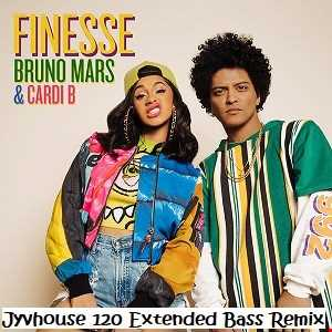 Bruno Mars ft Cardi B   Finesse (Jyvhouse 120 Extended Bass Remix)