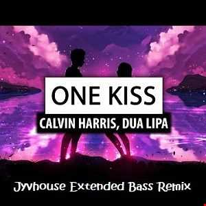 Calvin Harris & Dua Lipa   One Kiss (Jyvhouse Extended Bass Remix)