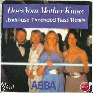 ABBA   Does Your Mother Know (Jyvhouse Extended Bass Remix)