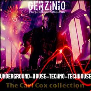 Purple Haze Sessions Oct 16 The Carl Cox Collection Mixtape