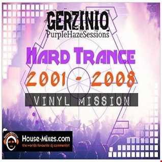 GERZINIO hard trance vinyl 2001 - 2008