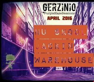 Purple Haze Sessions Apr 2016 Nu Skool Jackin Warehouse Grooves