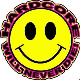 Oldskool Underground Hardcore/Jungle  1991/92 NYE mix 2016