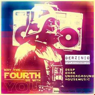 Purple Haze Sessions May 2018 Darkside Underground Nu Skool  Warehouse