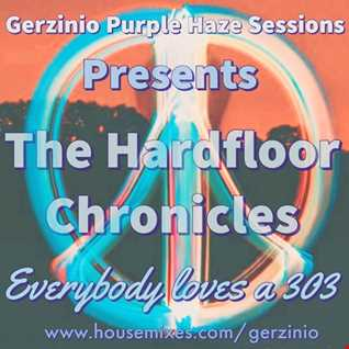 Purple Haze Sessions presents The Hardfoor Chronicles Mixtape