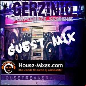 Gerzinio Housefreaks Radio Guest set 2013